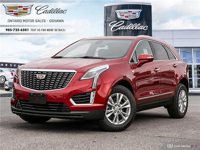 2021 Cadillac XT5 Luxury (Stk: T1137111) in Oshawa - Image 1 of 18