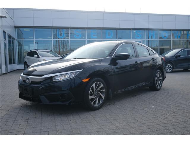 2017 Honda Civic EX (Stk: 959370) in Ottawa - Image 1 of 8