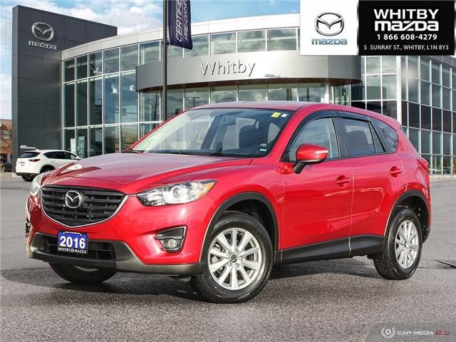 2016 Mazda CX-5 GS (Stk: P17723) in Whitby - Image 1 of 27