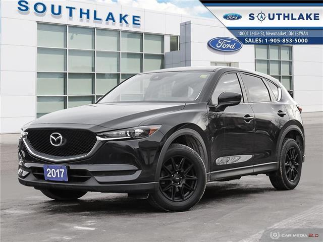 2017 Mazda CX-5 GS (Stk: P51466) in Newmarket - Image 1 of 27