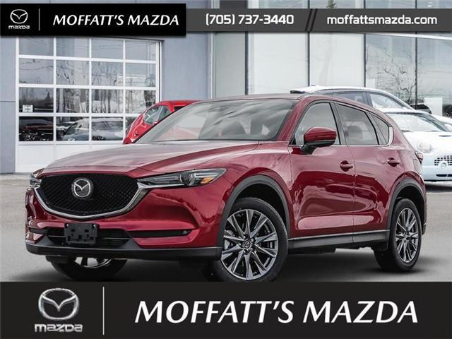 2021 Mazda CX-5 Signature (Stk: P8806) in Barrie - Image 1 of 23