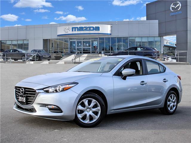 2018 Mazda Mazda3 GX (Stk: LT1041) in Hamilton - Image 1 of 24