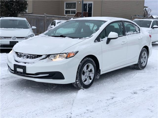 2013 Honda Civic LX (Stk: 21111) in Rockland - Image 1 of 16