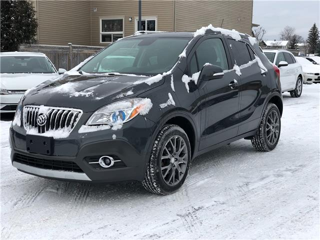 2016 Buick Encore Sport Touring (Stk: 21098) in Rockland - Image 1 of 21