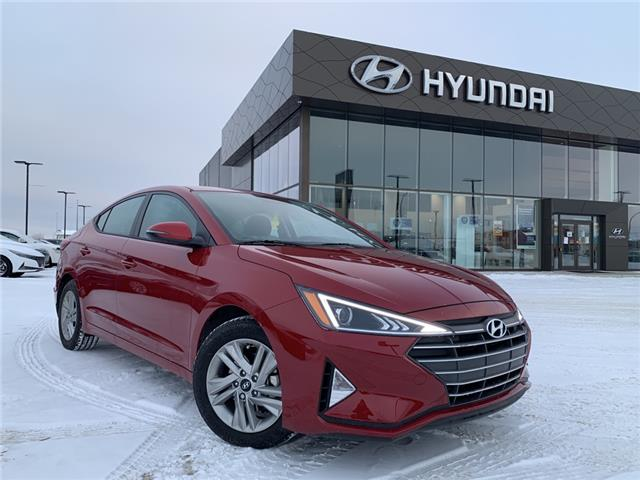 2020 Hyundai Elantra Preferred KMHD84LF3LU101530 40103A in Saskatoon