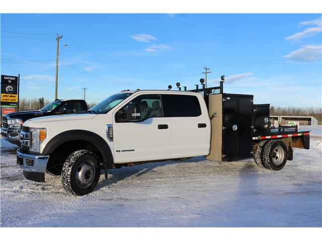 2017 Ford F-550 Chassis XLT (Stk: LP126) in Rocky Mountain House - Image 1 of 29