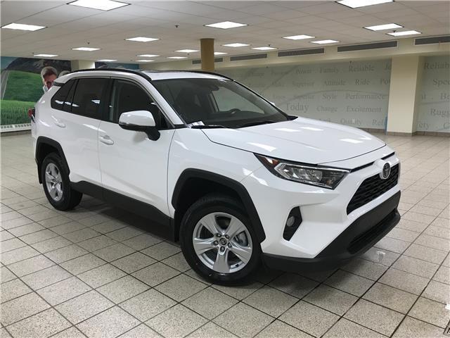 2021 Toyota RAV4 XLE (Stk: 210357) in Calgary - Image 1 of 21