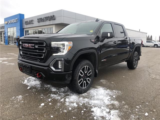 2021 GMC Sierra 1500 AT4 (Stk: T3923) in Stratford - Image 1 of 10