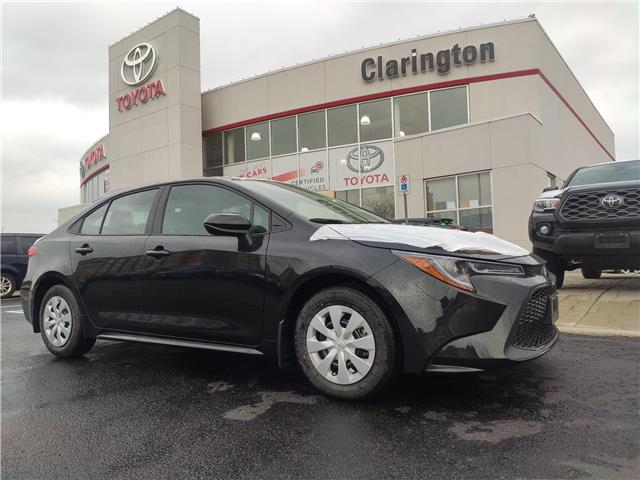 2021 Toyota Corolla L (Stk: 21219) in Bowmanville - Image 1 of 7