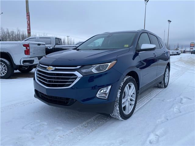 2021 Chevrolet Equinox Premier (Stk: T2131) in Athabasca - Image 1 of 24