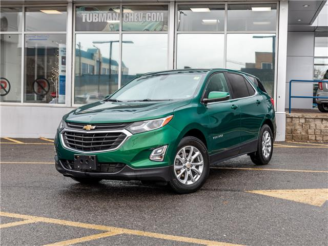 2018 Chevrolet Equinox LT (Stk: P10123A) in Ottawa - Image 1 of 16