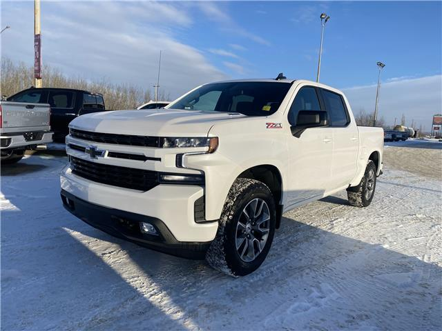 2021 Chevrolet Silverado 1500 RST (Stk: T2143) in Athabasca - Image 1 of 24