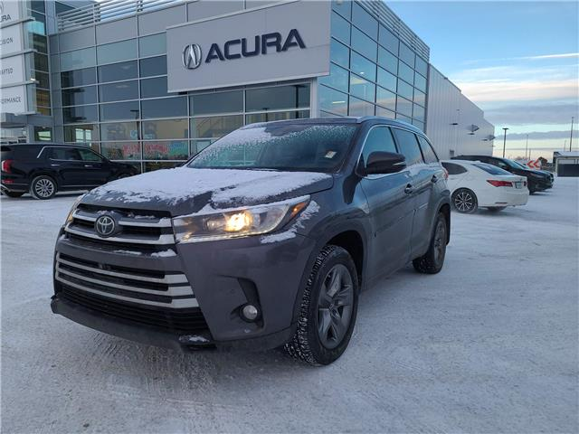 2018 Toyota Highlander  (Stk: A4332) in Saskatoon - Image 1 of 16