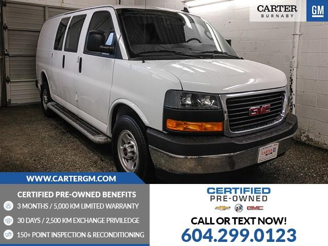 2019 GMC Savana 2500 Work Van (Stk: P9-63240) in Burnaby - Image 1 of 23