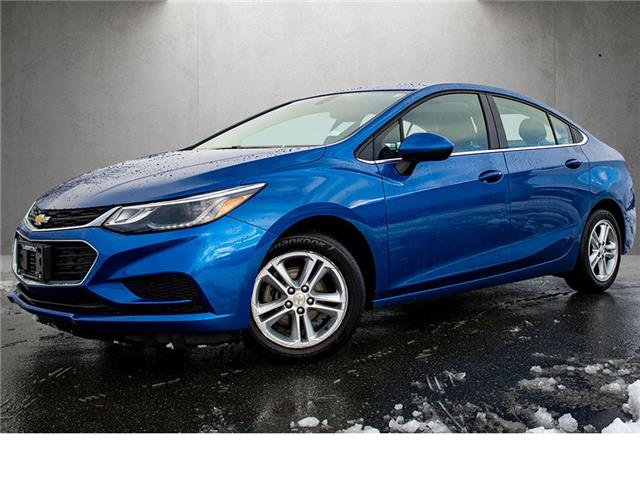 2016 Chevrolet Cruze LT Auto (Stk: M20-1616P) in Chilliwack - Image 1 of 15