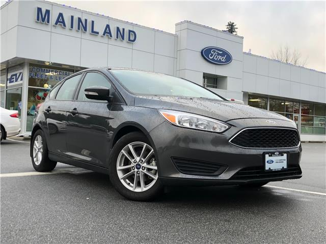 2018 Ford Focus SE (Stk: P06095) in Vancouver - Image 1 of 29