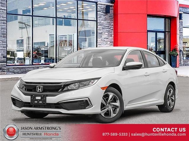 2021 Honda Civic LX (Stk: 221012) in Huntsville - Image 1 of 23
