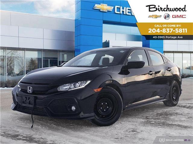 2017 Honda Civic Sport (Stk: F3R5VG) in Winnipeg - Image 1 of 27