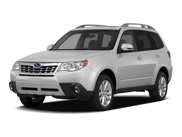 2012 Subaru Forester 2.5X Convenience Package (Stk: SUB2155A) in Charlottetown - Image 1 of 1