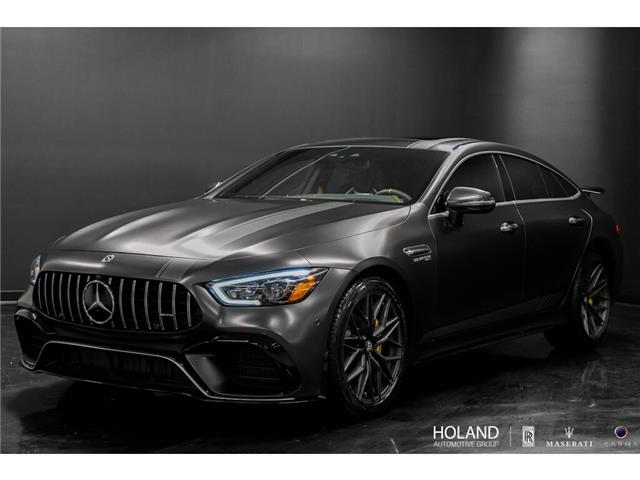 2019 Mercedes-Benz AMG GT 63 S (Stk: wdd7x8) in Montreal - Image 1 of 30