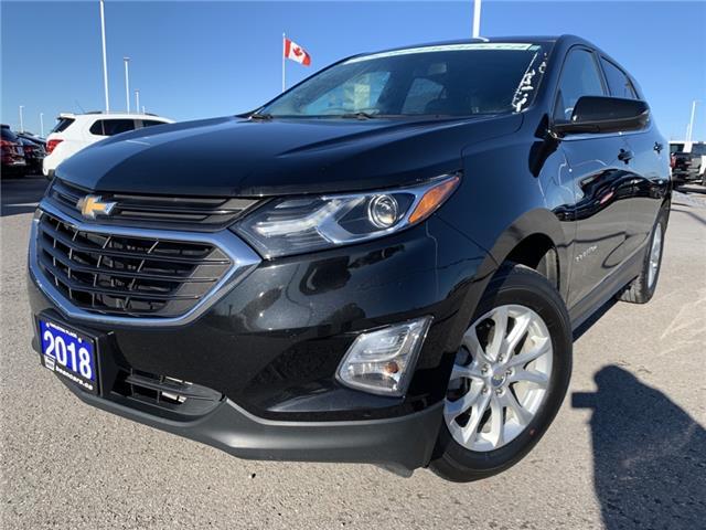2018 Chevrolet Equinox 1LT (Stk: 42065) in Carleton Place - Image 1 of 14