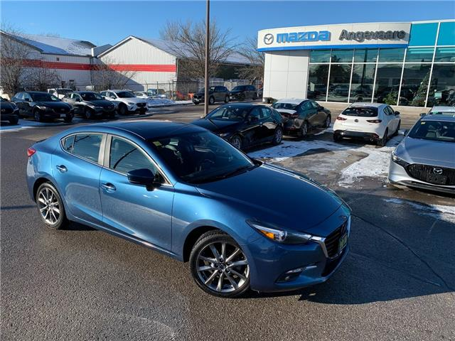 2018 Mazda Mazda3 GT (Stk: 1721) in Peterborough - Image 1 of 15