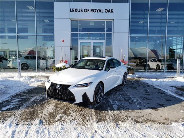 2021 Lexus IS 300 Base (Stk: L21152) in Calgary - Image 1 of 15