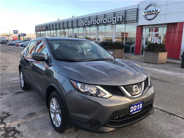 2019 Nissan Qashqai S (Stk: D19108) in Scarborough - Image 1 of 8