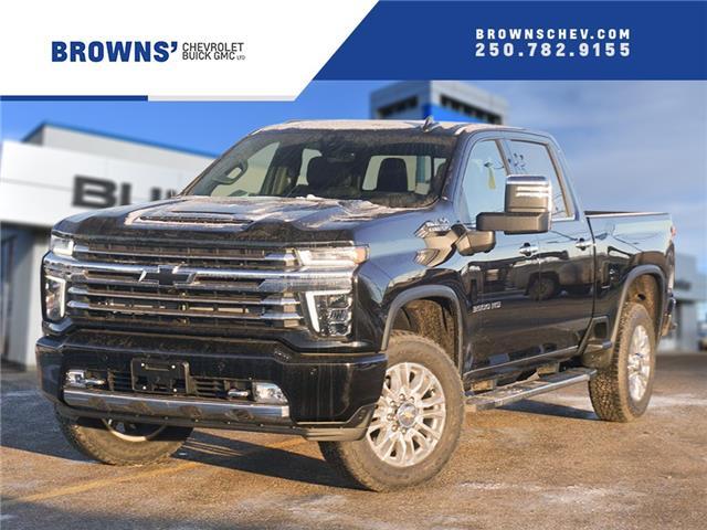 2021 Chevrolet Silverado 3500HD High Country (Stk: T21-1705) in Dawson Creek - Image 1 of 14