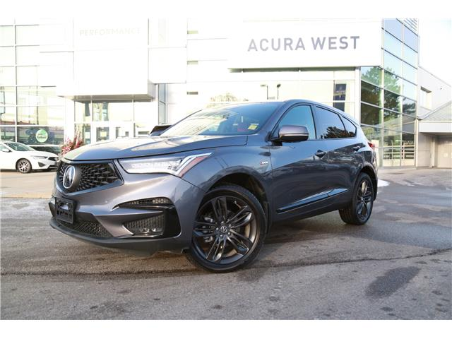 2020 Acura RDX A-Spec (Stk: 7353A) in London - Image 1 of 26