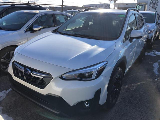 2021 Subaru Crosstrek Sport (Stk: S5681) in St.Catharines - Image 1 of 3