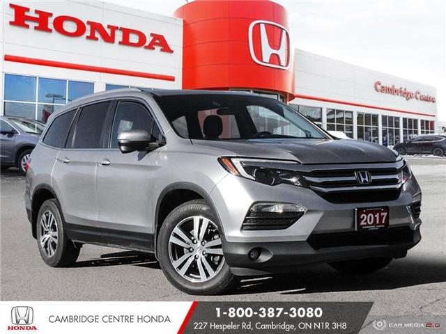 2017 Honda Pilot EX 5FNYF6H32HB503478 21325A in Cambridge