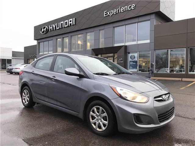 2014 Hyundai Accent GL (Stk: N1050A) in Charlottetown - Image 1 of 9