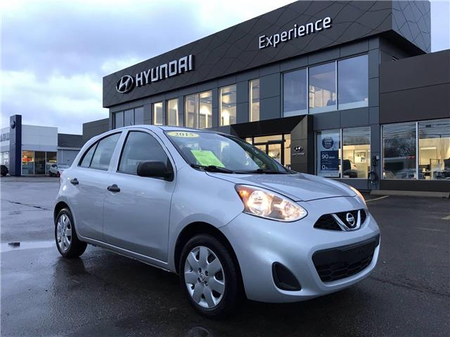 2015 Nissan Micra S (Stk: U3724A) in Charlottetown - Image 1 of 25