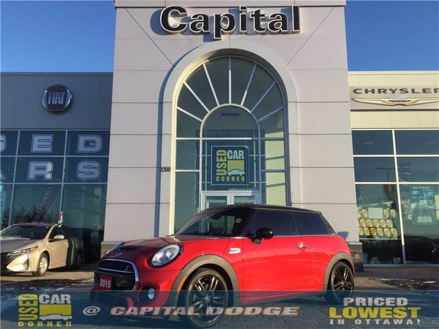 2015 MINI 3 Door Cooper S (Stk: L00142A) in Kanata - Image 1 of 22