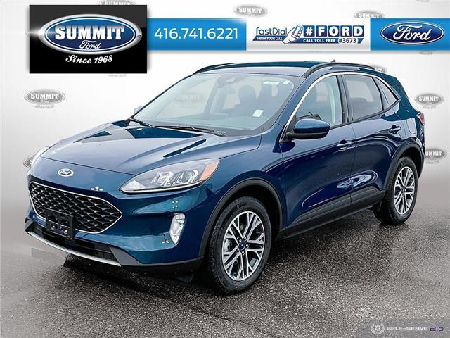 2020 Ford Escape SEL (Stk: 20J8213) in Toronto - Image 1 of 25