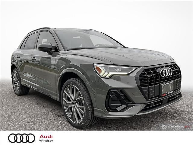 2021 Audi Q3 45 Progressiv (Stk: 21051) in Windsor - Image 1 of 30