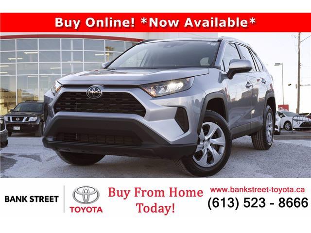 2020 Toyota RAV4 LE (Stk: 28252) in Ottawa - Image 1 of 21