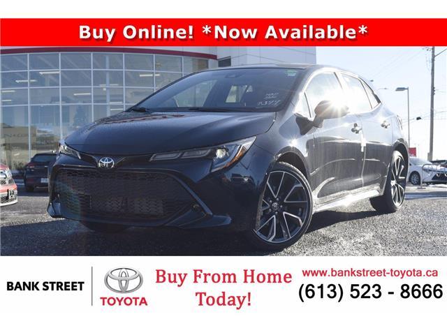 2021 Toyota Corolla Hatchback Base (Stk: 28862) in Ottawa - Image 1 of 23