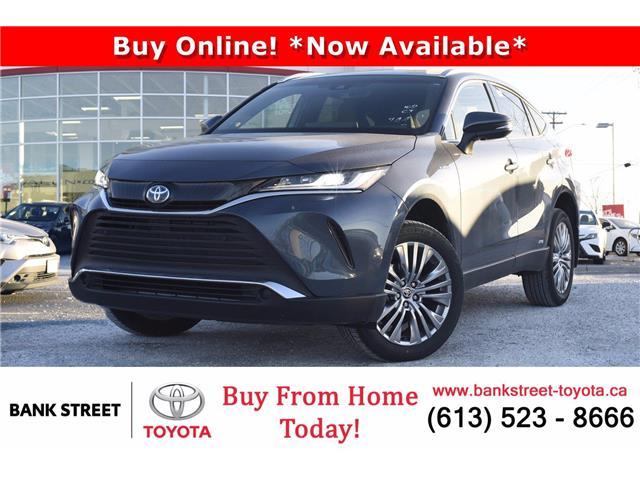 2021 Toyota Venza XLE (Stk: 28869) in Ottawa - Image 1 of 29