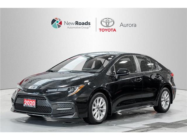 2020 Toyota Corolla  (Stk: 68271) in Aurora - Image 1 of 18