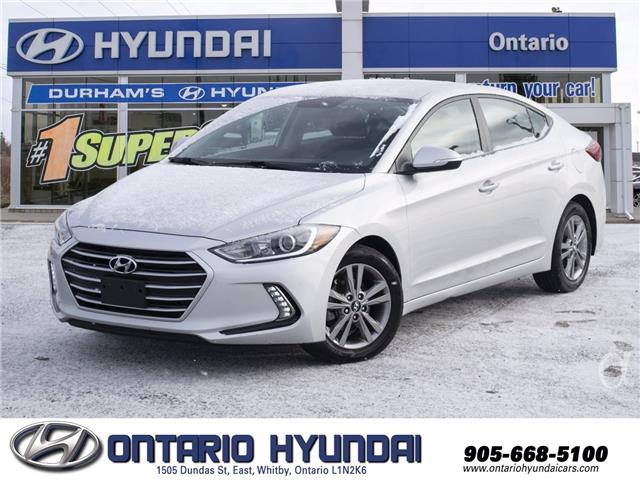 2017 Hyundai Elantra GL (Stk: 88127K) in Whitby - Image 1 of 17