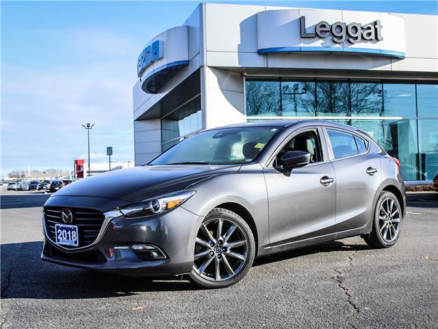 2018 Mazda Mazda3 Sport GT (Stk: 2415LT) in Burlington - Image 1 of 25