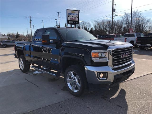2019 GMC Sierra 2500HD SLE (Stk: 0B119A) in Blenheim - Image 1 of 16