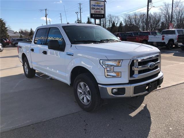 2016 Ford F-150 XLT (Stk: M083A) in Blenheim - Image 1 of 16