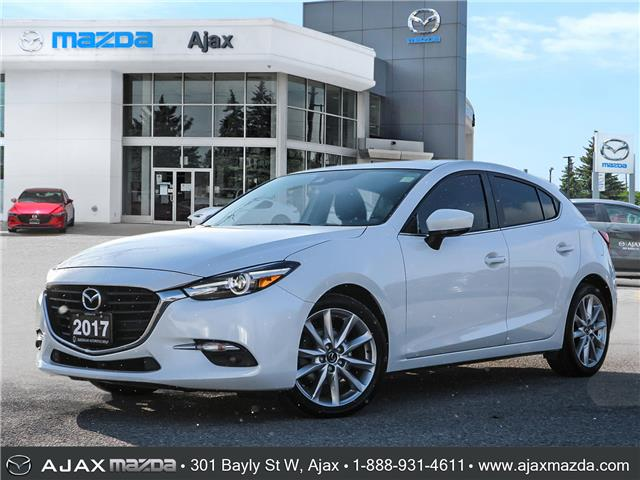 2017 Mazda Mazda3 Sport GT (Stk: P5684) in Ajax - Image 1 of 30
