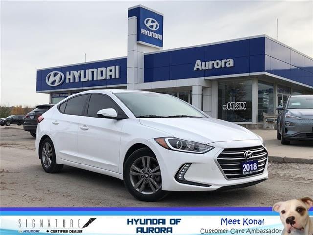 2018 Hyundai Elantra  (Stk: L5249) in Aurora - Image 1 of 23