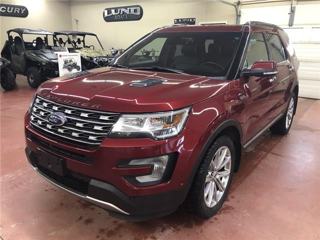 2016 Ford Explorer Limited (Stk: T20-149A) in Nipawin - Image 1 of 22
