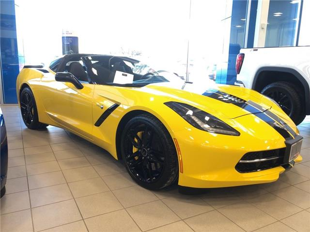 2015 Chevrolet Corvette Stingray Z51 (Stk: 119848) in Waterloo - Image 1 of 17