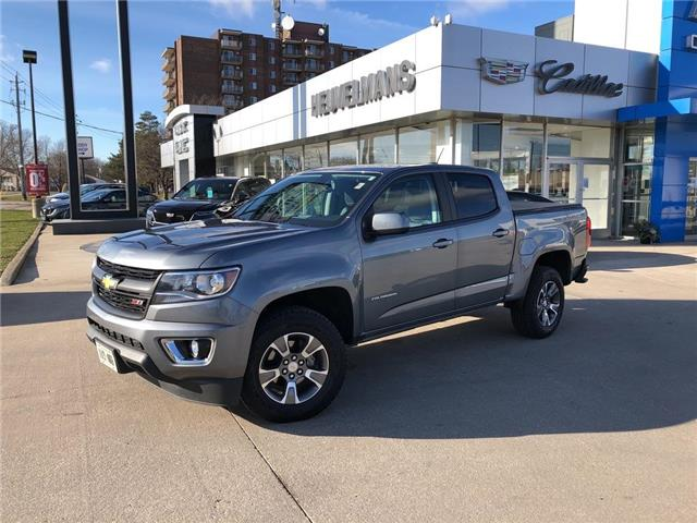 2020 Chevrolet Colorado Z71 (Stk: 20122A) in Chatham - Image 1 of 17